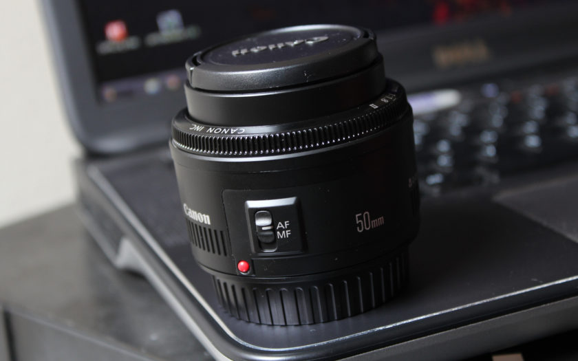 canon 50mm lens review