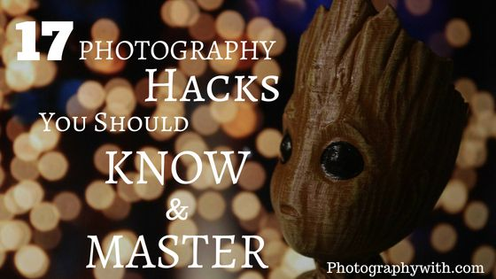 photography hacks